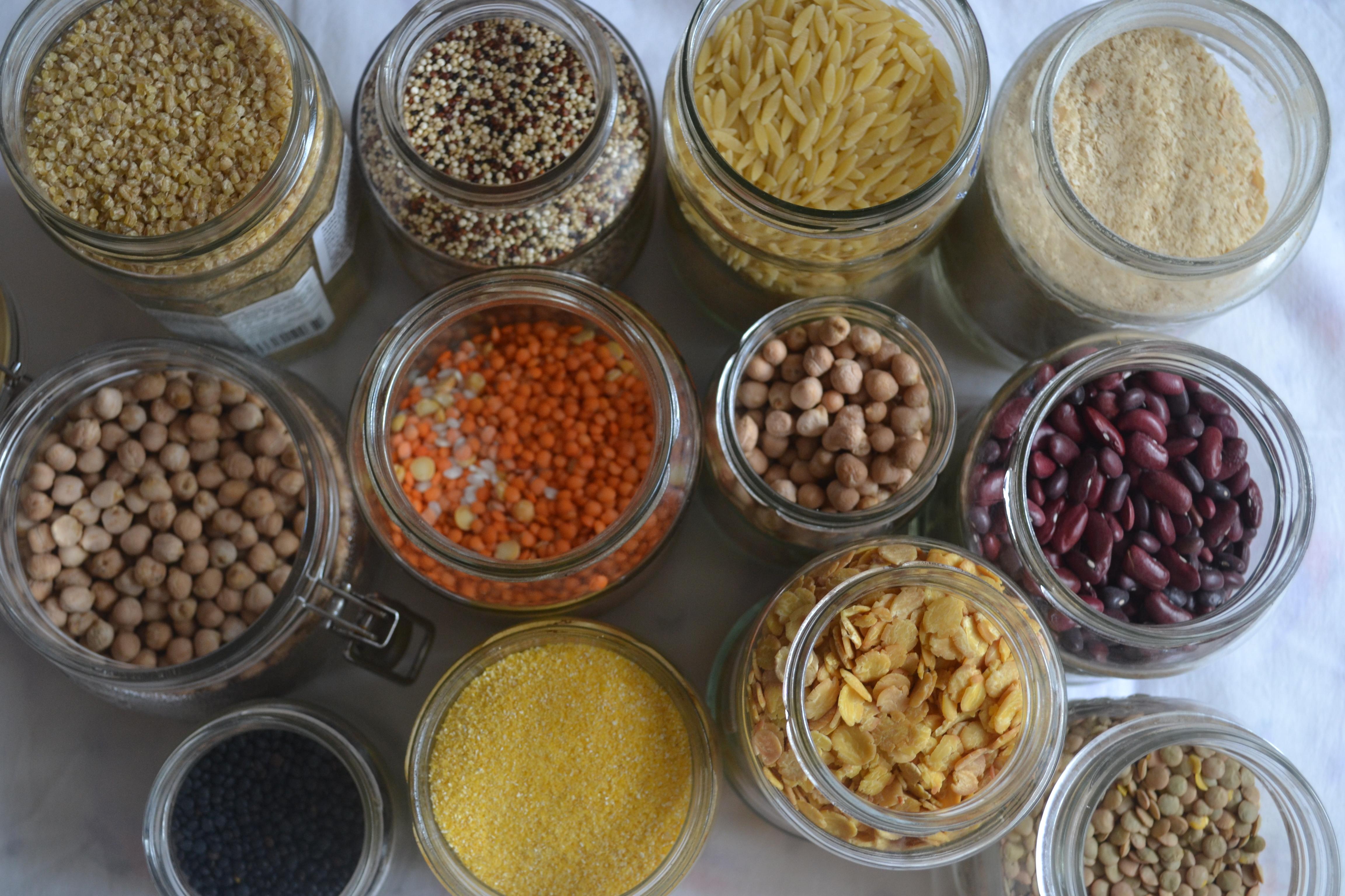 9 trucuri pentru depozitarea alimentelor fara plastic