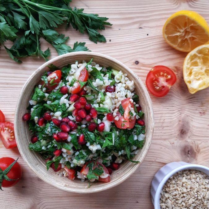 Salata Tabbouleh